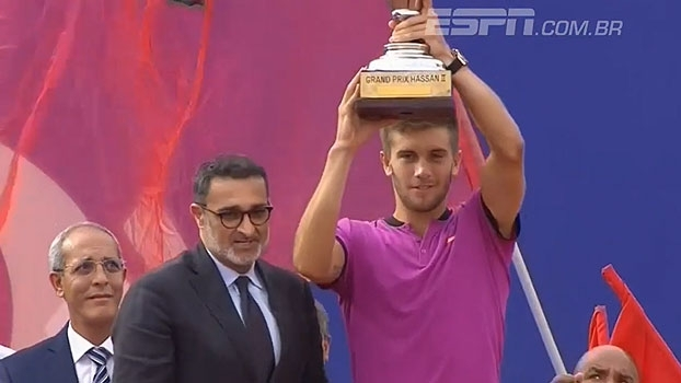 ATP 250 de Marrakech: Lances de Borna Coric 2 x 1 Phillip Kohlschreiber