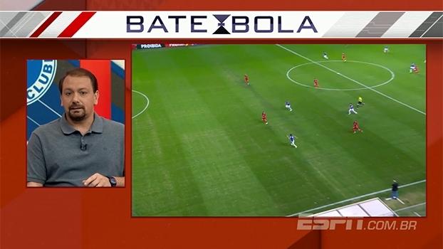 Alê Oliveira analisa Corinthians x Cruzeiro e diz   Tá com cheiro de empate  77c62286c7973