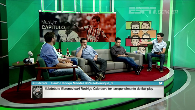 Nicola e Bertozzi debatem sobre fair play; dá pra ser campeão sem jogar sujo?