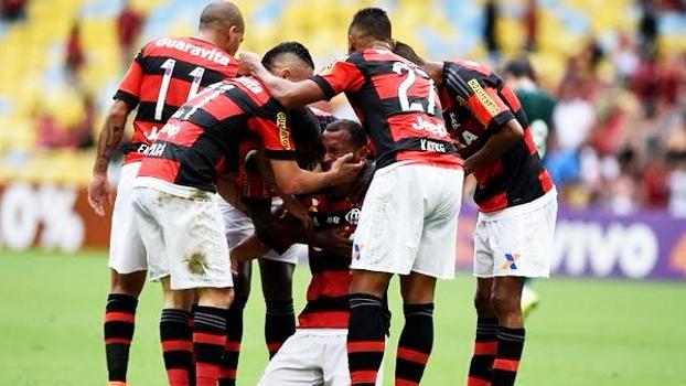 Assista aos gols da vitória por 4 a 1 do Flamengo sobre o Goiás ceeb718fbe604
