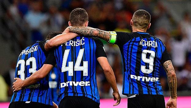 Assista aos melhores momentos da vitória da Internazionale sobre a Fiorentina por 3 a 0!
