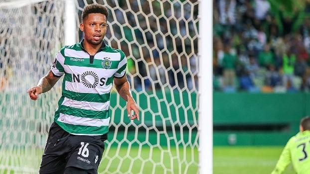 Português: Gols de Sporting 4 x 2 Estoril