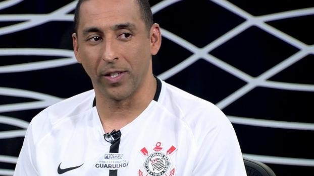 Serginho relembra começo de carreira no arquirrival Palmeiras: 'Fui na ideia de fazer tudo errado'