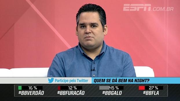 Quem se dá bem na 'night'? Bertozzi analisa e projeta jogos de brasileiros na Libertadores