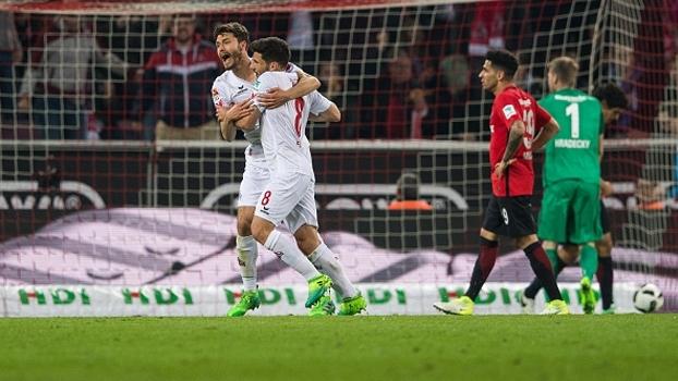 Na Bundesliga, gol solitário de Jojic leva o Colônia à 5ª colocação