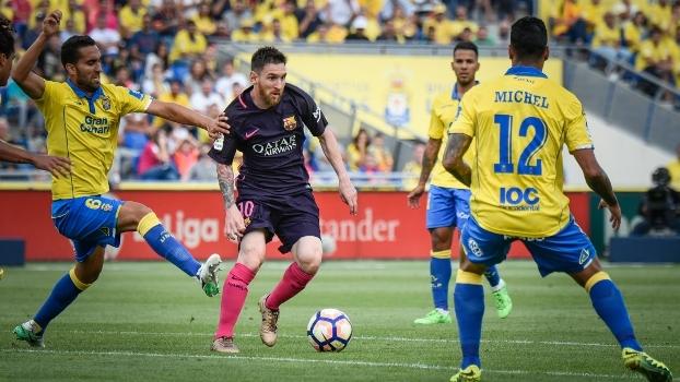 LaLiga: Melhores momentos de Las Palmas 1 x 4 Barcelona