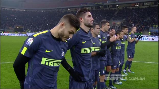 Assista aos melhores momentos da vitória da Internazionale sobre o Podernone nos pênaltis!