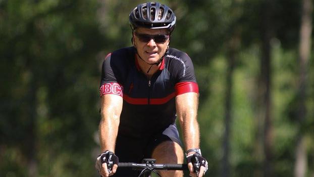 Venturini revela 'loucura' de Bernardinho pedalando nos EUA; veja o que ele fez!