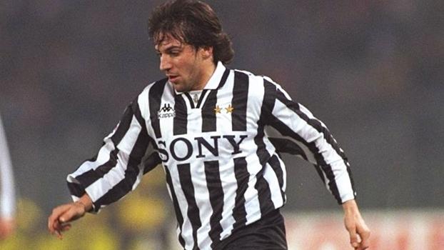 Com hat-trick de Del Piero, Juve não tomou conhecimento do Empoli e goleou em 97; reveja