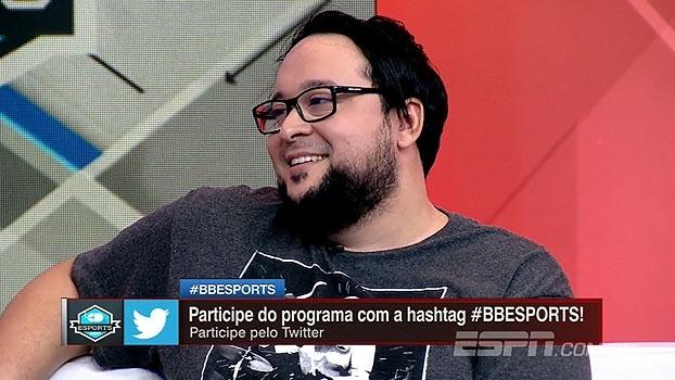 Narrador da 'Brasil Premier League' explica como dar emoção aos esportes eletrônicos