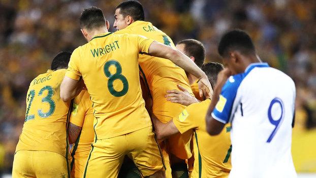 Veja os gols da vitória da Austrália sobre Honduras por 3 a 1