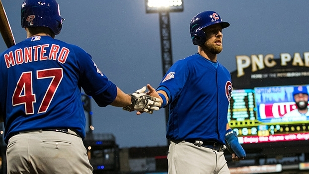 Atuais campeões, Cubs atropelam Pirates e vencem pela 5ª vez nas últimas seis partidas