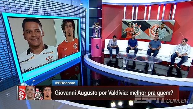 Bertozzi analisa negociação entre Inter e Corinthians: 'Aposta muito alta para o time gaúcho'