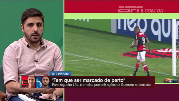 Para Nicola, Rueda errará se não escalar Diego e Everton Ribeiro juntos na Sul-Americana