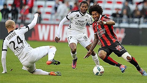 Na Ligue 1, lanterna Metz arranca empate sem gols com líder Nice