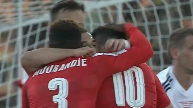 Veja os gols de Ilhas Faroe 0 x 2 Suíça
