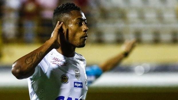 Paulista: Gols de São Bernardo 1 x 4 Santos