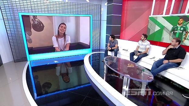 No dia da mulher, torcedoras de Palmeiras, Atlético-MG e Atlético-PR analisam seus times na Libertadores