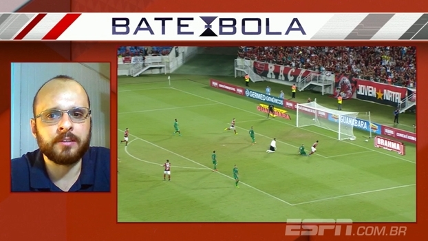Bruno Guedes reconhece chance pequena, mas ressalta: 'Não cravaria que o Luís Fabiano não joga'