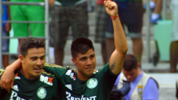 Assista aos melhores momentos da vitória do Palmeiras por 3 a 1 sobre o Shandong Luneng