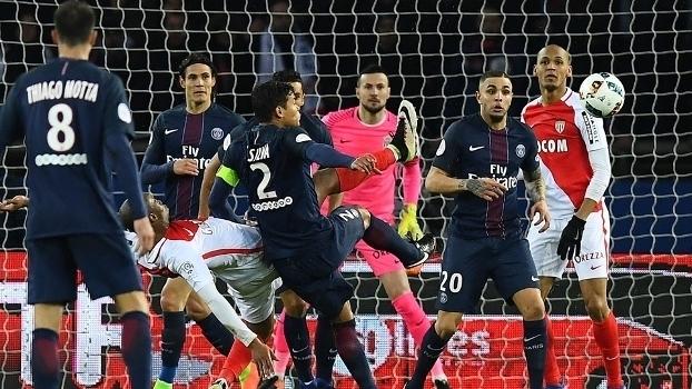 Francês: Melhores momentos de Paris Saint-Germain 1 x 1 Monaco