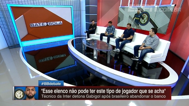 Bertozzi analisa situação de Gabigol na Inter de Milão: 'Melhor para todo mundo seria o empréstimo'