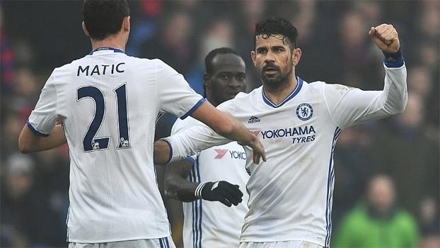 Premier League: Gol de Crystal Palace 0 x 1 Chelsea