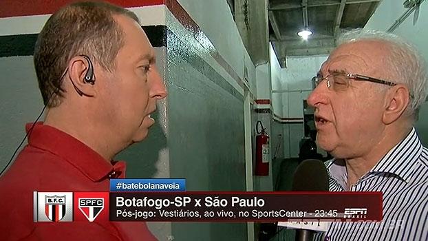 Chegada de novo lateral e especulação de Éverton Ribeiro: diretor do São Paulo esclarece