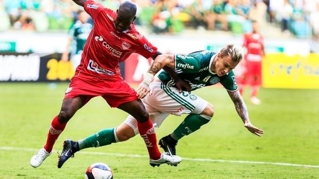 Assista aos gols do empate entre Palmeiras e Audax-SP por 2 a 2