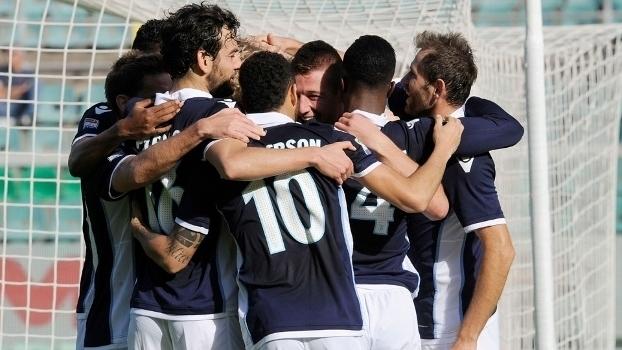 Italiano: Gol de Palermo 0 x 1 Lazio