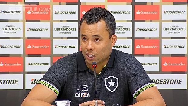 Jair Ventura elogia Colo-Colo e avalia: 'Temos bastante coisa para melhorar'