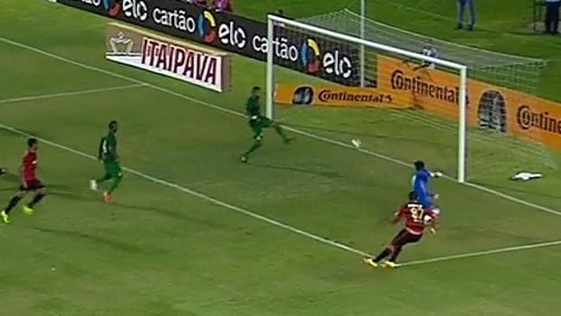 Com gol de Diego Souza, Sport vence Boavista-RJ de novo e avança na Copa do Brasil