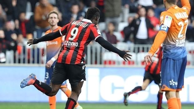 Francês: Gols de Nice 2 x 1 Dijon