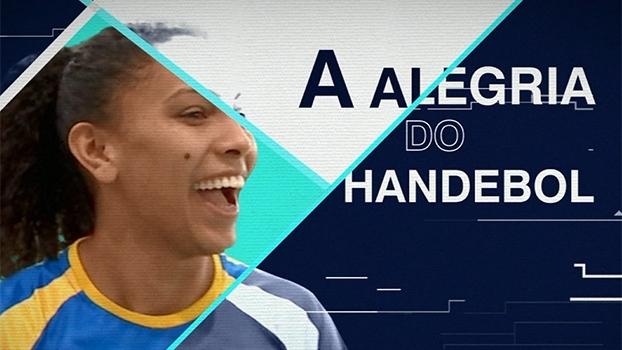 Sem perder a alegria, seleção brasileira de handebol treina duro para defender o título mundial