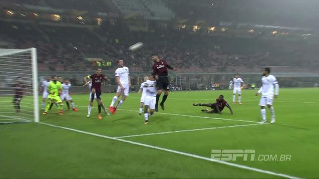 Europa League: Melhores momentos de Milan 0 x 0 AEK