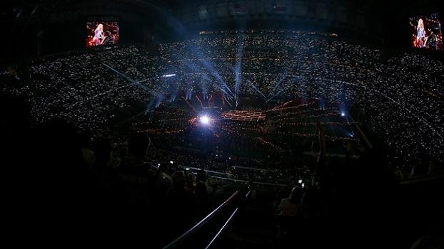 Cerimônia de abertura, show do intervalo e chuva de confete em 1 minuto: o time-lapse do Super Bowl