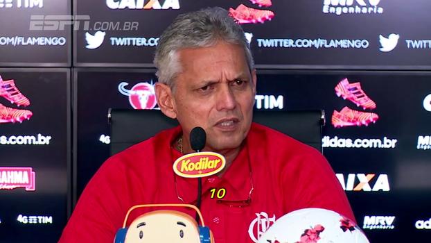 Rueda revela meta do Fla no Brasileirão, vê time em equilíbrio e pede mais tranquilidade para fazer gol