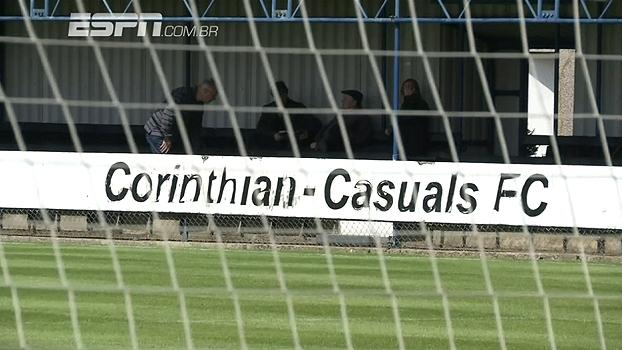 Londres de A a Z: Marcelo Duarte visita o Corinthian-Casuals, clube inglês que foi a inspiração do Corinthians