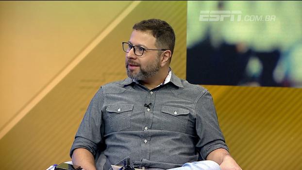 Marra fala sobre situação do Atlético-MG: 'Está lutando contra o rebaixamento há algumas rodadas'