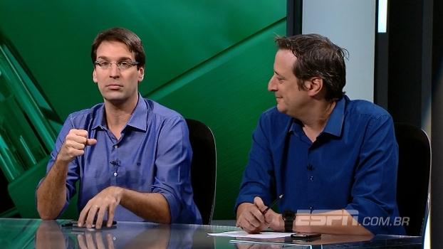Arnaldo aprova fase de grupos do Santos na Libertadores: 'Impecável'