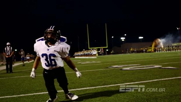'Sem desculpas': os sonhos de um wide-receiver diferente que encantaram o Dallas Cowboys