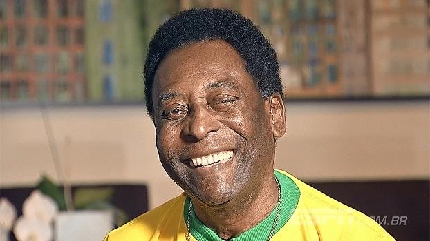 Pelé é homenageado com Bola de Ouro, se emociona, manda recado para Jairzinho e elogia Gabriel Jesus