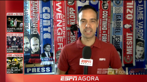 João Castelo Branco analisa a vitória do Manchester City sobre o Arsenal e Gabriel Jesus elogia o momento da equipe