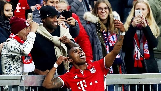 Alemão: Gols de Bayern de Munique 2 x 0 Borussia M'Gladbach