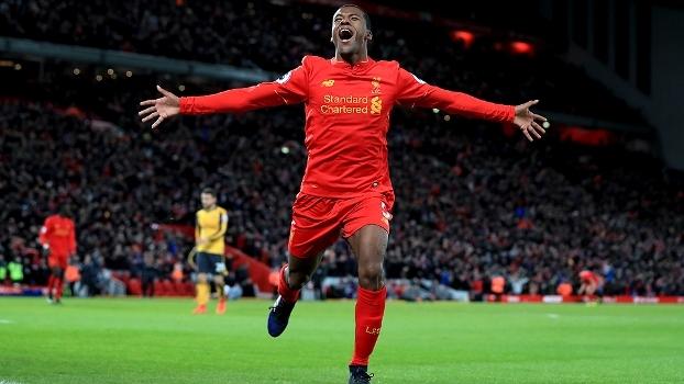 Premier League: Melhores momentos de Liverpool 3 x 1 Arsenal