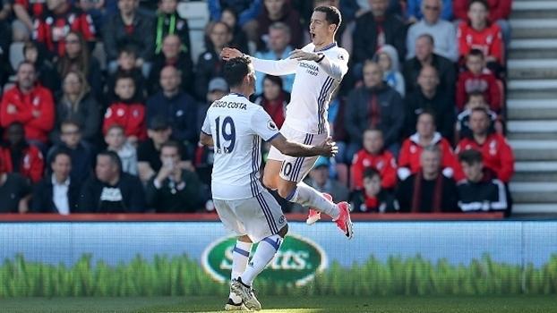 Premier League: Gols de Bournemouth 1 x 3 Chelsea