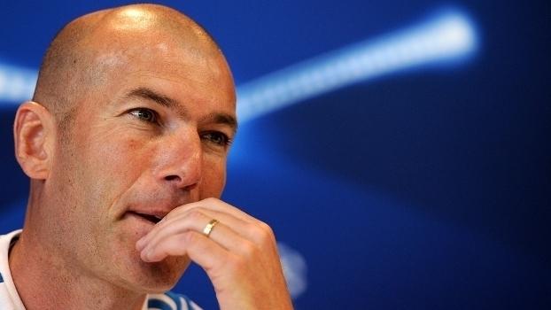 Zidane elogia Simeone e garante Ronaldo na final da Champions