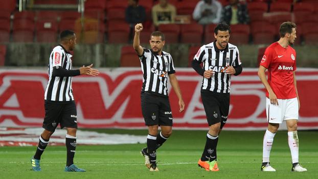 Primeira Liga: Gol de Internacional 0 x 1 Atlético-MG