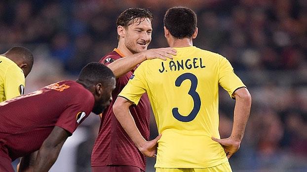 Europa League: Melhores momentos de Roma 0 x 1 Villarreal (agregado: 4 x 1)