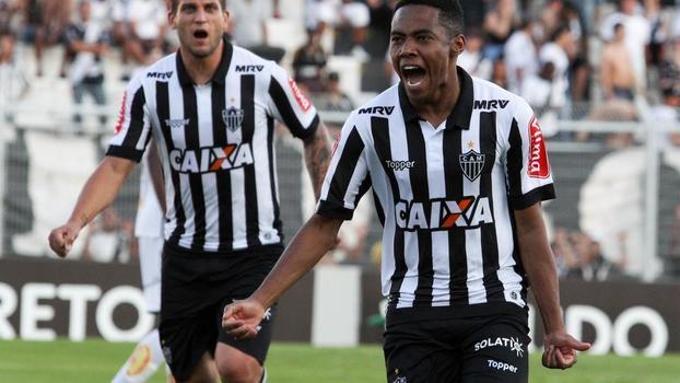 Brasileiro: Gols de Ponte Preta 1 x 2 Atlético-MG